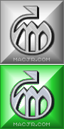 MACJR'S First Logo
